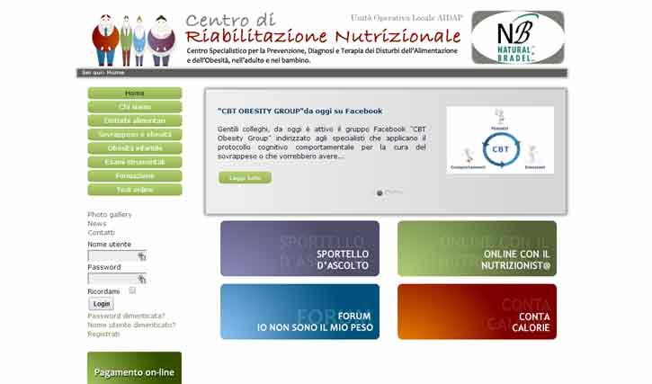 Centro di Riabilitazione Nutrizionale