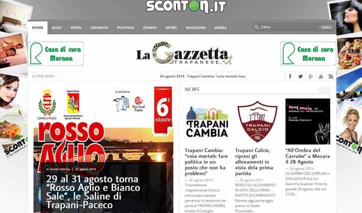 La Gazzetta Trapanese
