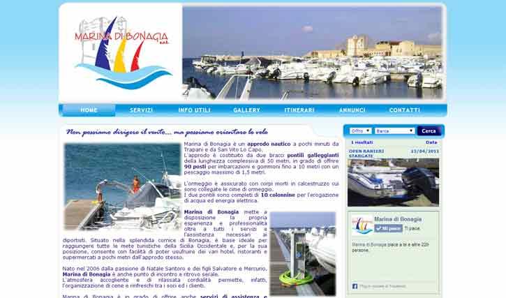 Marina di Bonagia