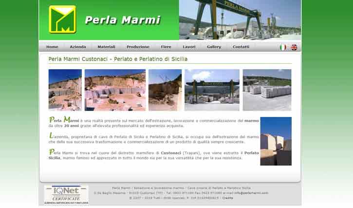 Perla Marmi